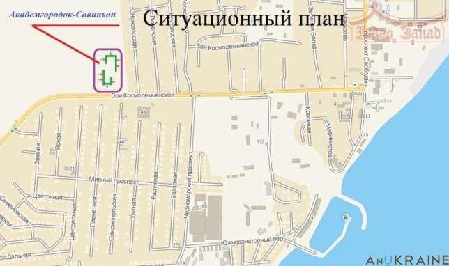 Однокомнатная квартира в Академгородке-Совиньон   Агентство недвижимости Юго-Запад