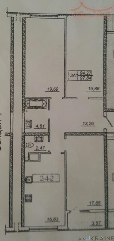 Продается 3-комнатная квартира в 21 жемчужине | Агентство недвижимости Юго-Запад