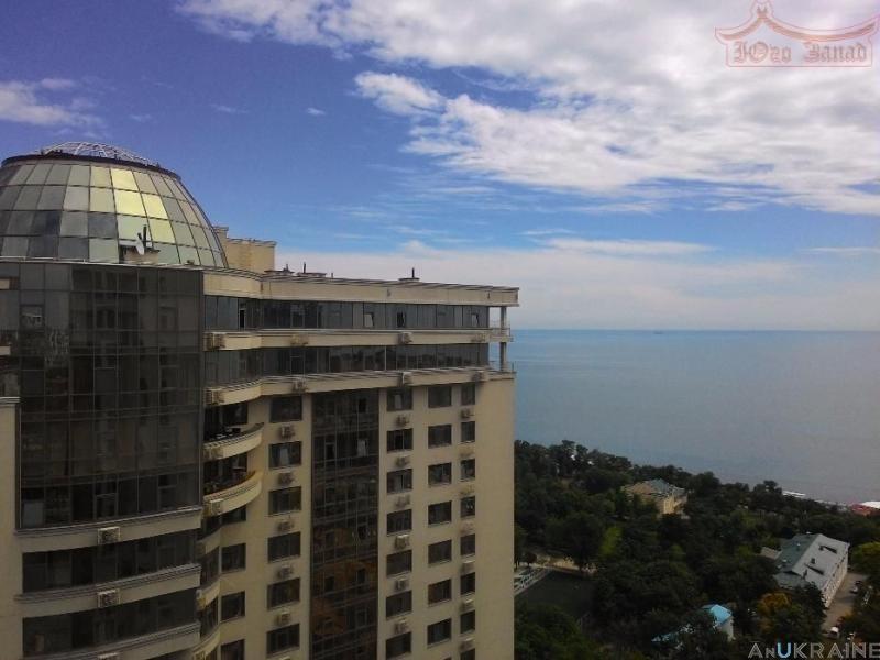 Квартира с видом на море в Аркадии. | Агентство недвижимости Юго-Запад