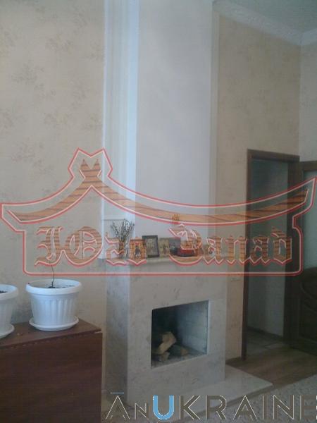 Квартира с камином на Пироговской   Агентство недвижимости Юго-Запад