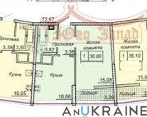Однокомнатная квартира в 43 Жемчужине   Агентство недвижимости Юго-Запад