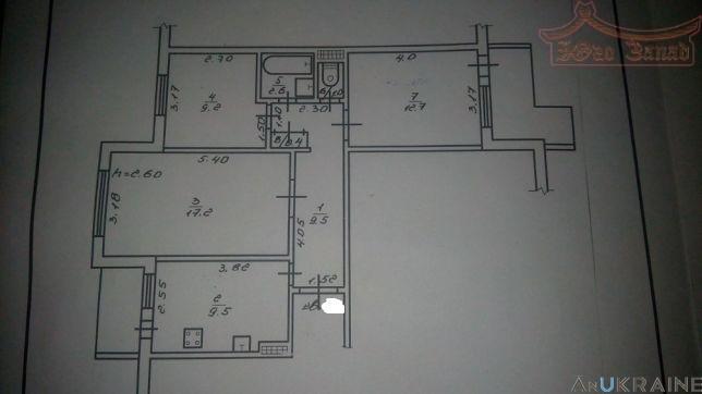 Купите 3-комн квартиру на Королева/Рынок | Агентство недвижимости Юго-Запад