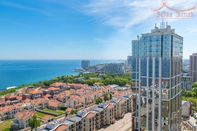 Квартира с видом на море 19 Жемчужина | Агентство недвижимости Юго-Запад