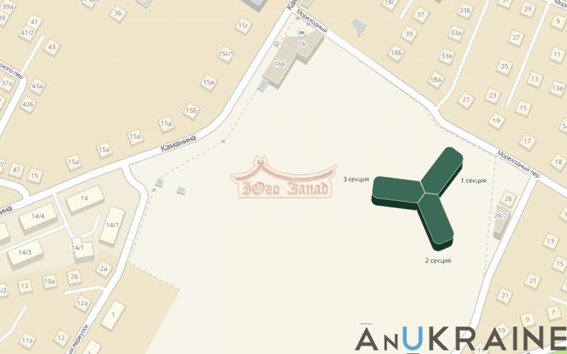 Однокомнатная квартира в 44 Жемчужине | Агентство недвижимости Юго-Запад