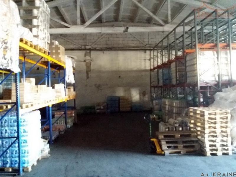 Продается склад и ремзона на Киевской трассе    Агентство недвижимости Юго-Запад