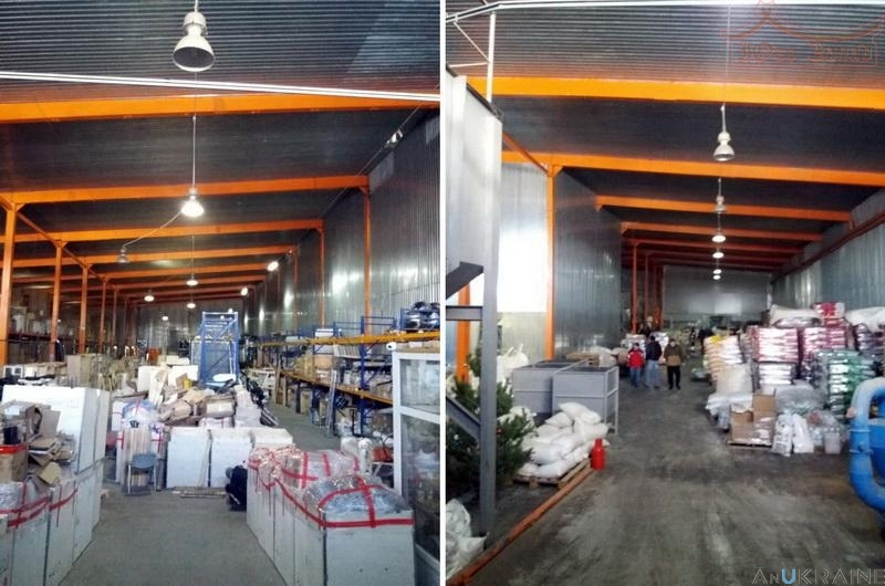 Продается современный складской комплекс на Киевской трассе | Агентство недвижимости Юго-Запад