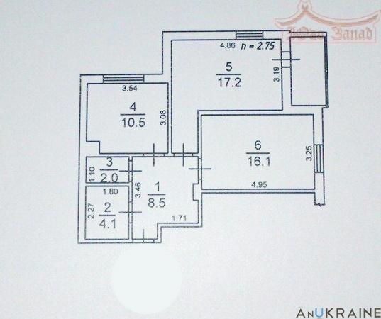 2 комнатная в Радужном 2. | Агентство недвижимости Юго-Запад