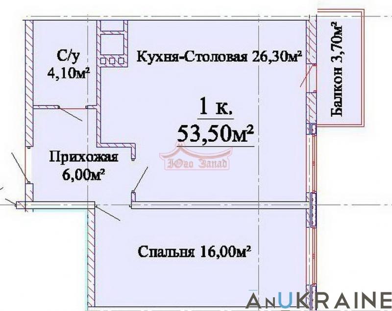 Большая 1 комнатная в ЖК Альтаир 1 | Агентство недвижимости Юго-Запад
