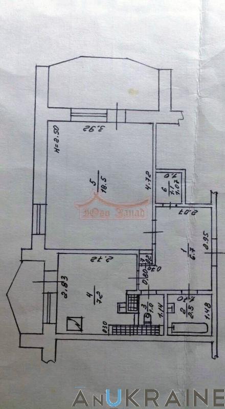 Купите,1-комнатная квартира в высотке на Балковской. | Агентство недвижимости Юго-Запад