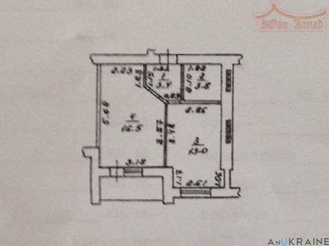 Квартира с евроремонтом в Стиконовском доме на Бреуса.  | Агентство недвижимости Юго-Запад
