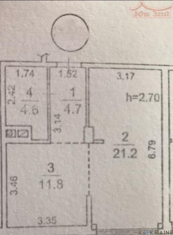 Квартира с ремонтом в ЖК Балковский | Агентство недвижимости Юго-Запад