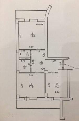 Продается 2-х комнатная квартира ЖК Успех | Агентство недвижимости Юго-Запад