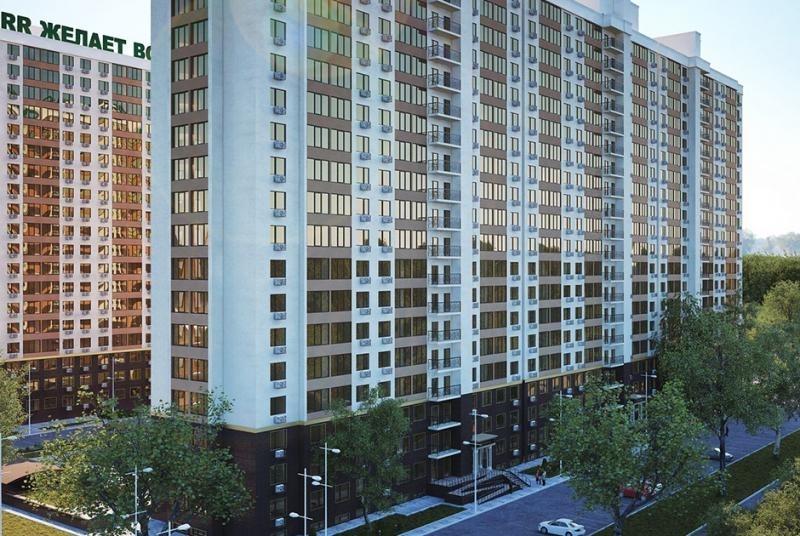 Однокомнатная квартира в 46 Жемчужине | Агентство недвижимости Юго-Запад