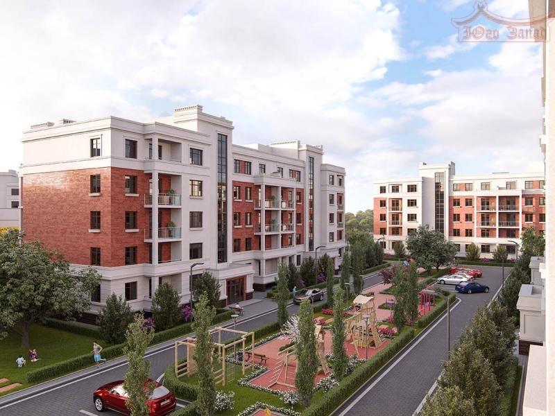 Парк Совиньон,первый дом,сдан! | Агентство недвижимости Юго-Запад