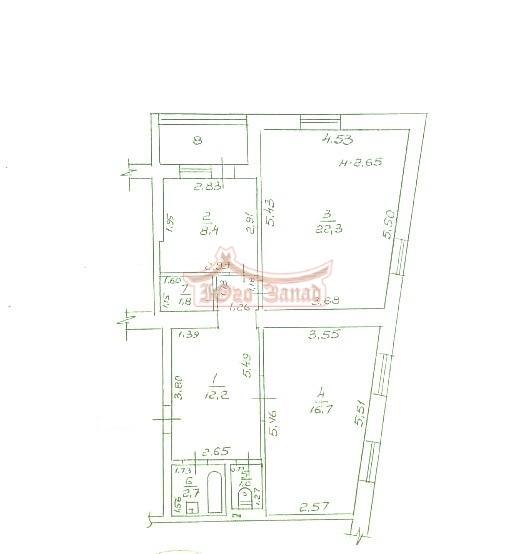 Продам 2 комн. квартира спецпроект Южная   Агентство недвижимости Юго-Запад