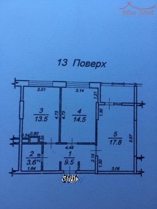 2 комнатная в ЖК 15 Жемчужина | Агентство недвижимости Юго-Запад