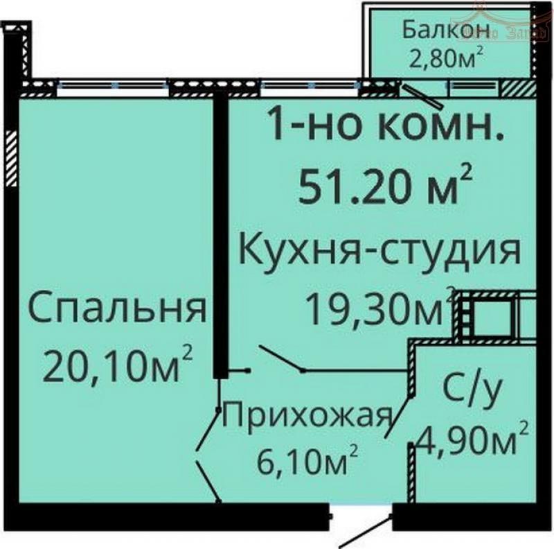 Шикарная большая 1 комнатная в ЖК Альтаир 2 | Агентство недвижимости Юго-Запад