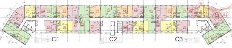 2-х комнатная квартира на Фонтане в 31 Жемчужине | Агентство недвижимости Юго-Запад