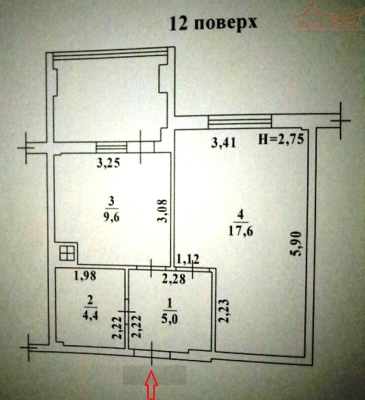 1 спальневая в новом доме ЖМ Рдужный | Агентство недвижимости Юго-Запад