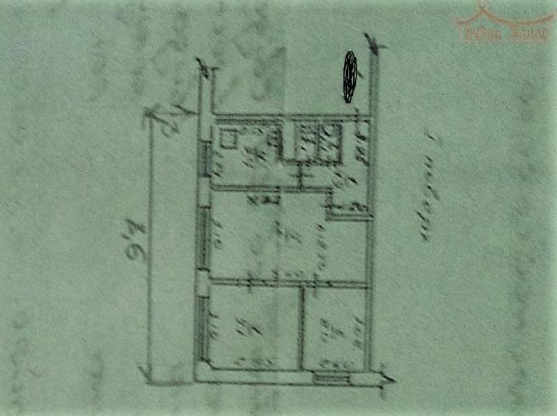 Продается квартира площадью 46кв.м. на Черемушках   Агентство недвижимости Юго-Запад