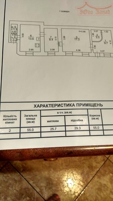 Продам две однокомнатные квартиры в центре   Агентство недвижимости Юго-Запад