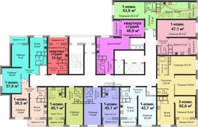 Продам 1 комнатную квартиру на Варненской. | Агентство недвижимости Юго-Запад