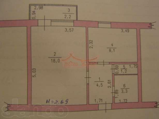 Продам 1к. квартиру с ремонтом, мебелью и техникой | Агентство недвижимости Юго-Запад