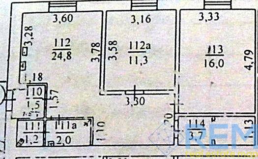 Фасадное помещение 64,5 кв.м под любой вид деятельности на Черемушках  | Агентство недвижимости Юго-Запад