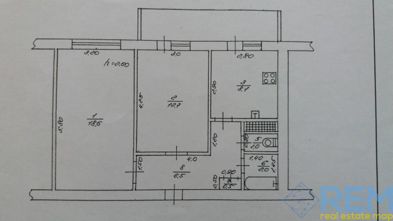 Купите! 2х ком. квартира в высотном доме с прекрасным видом из окна! | Агентство недвижимости Юго-Запад