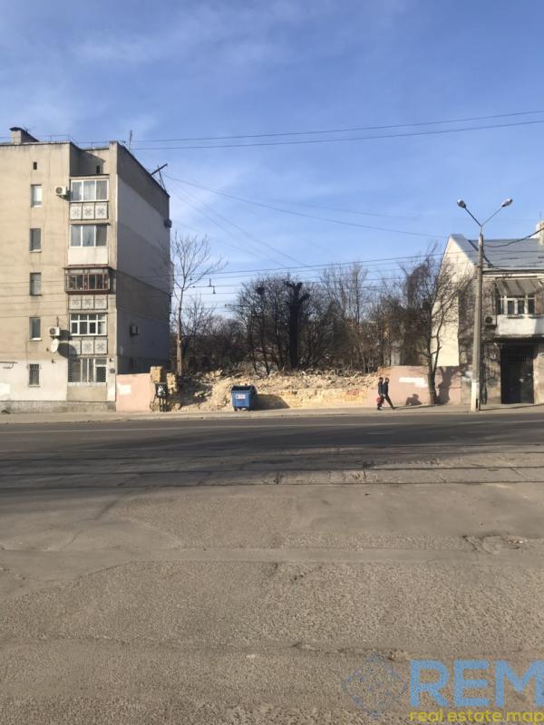 Участок под застройку  с госактом в центре Одессы | Агентство недвижимости Юго-Запад