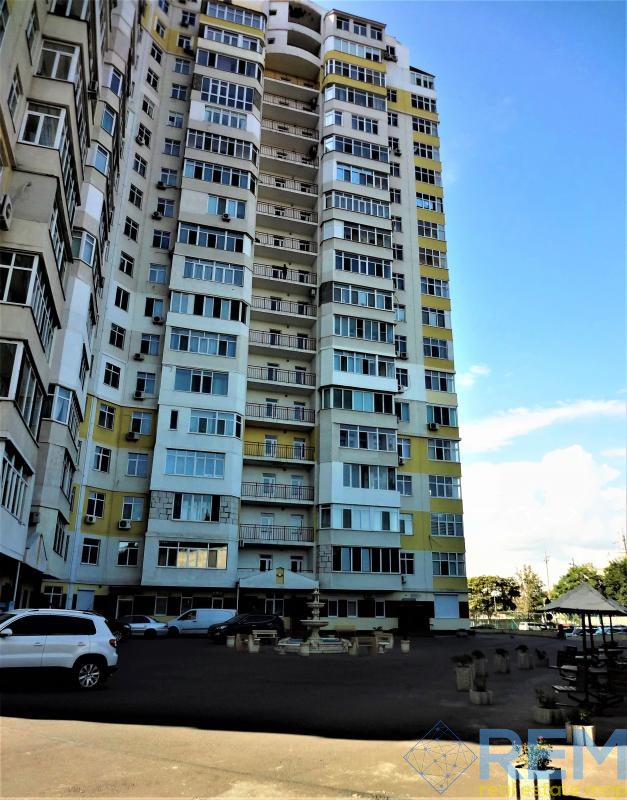 Квартира в ЖК «Фаворит» после ремонта на 4-й станции Большого Фонтана. | Агентство недвижимости Юго-Запад