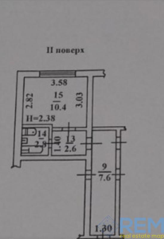 1-комн квартира на Винниченко/Нерубайской | Агентство недвижимости Юго-Запад