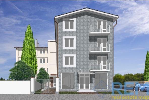 Отдельностоящее   фасадное угловое здание со своей парковкой | Агентство недвижимости Юго-Запад