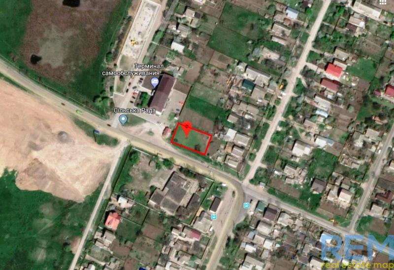 Участок в центре села | Агентство недвижимости Юго-Запад