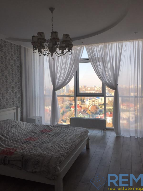 Шикарная квартира с ремонтом и мебелью в 8 Жемчужине с прямым видом на море  | Агентство недвижимости Юго-Запад