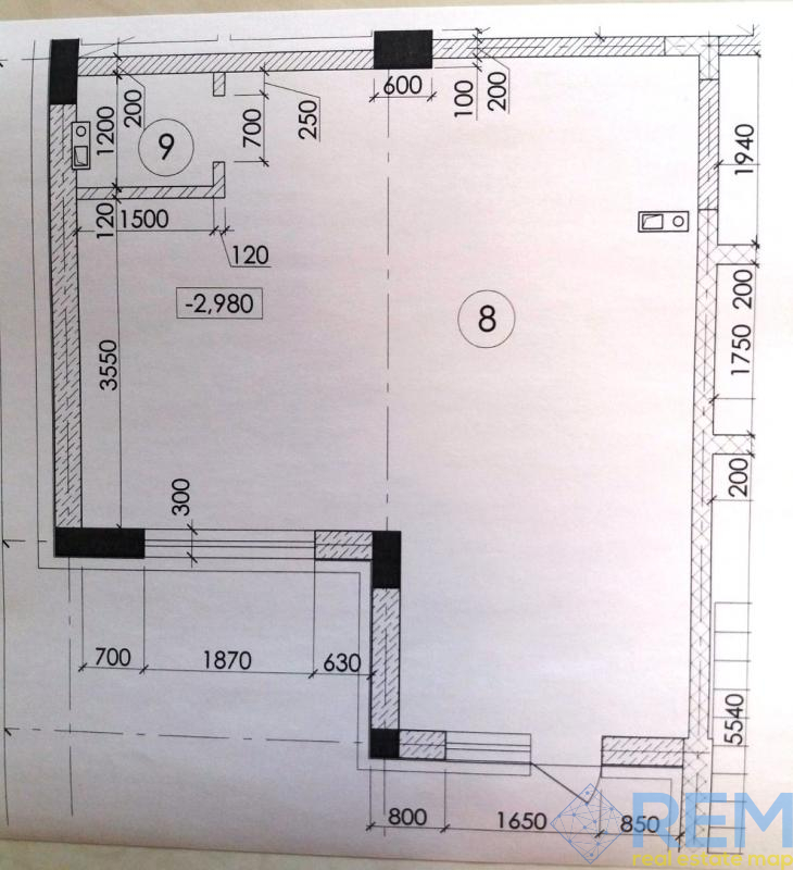 Помещение на 1 этаже в новом доме на Сахарова | Агентство недвижимости Юго-Запад