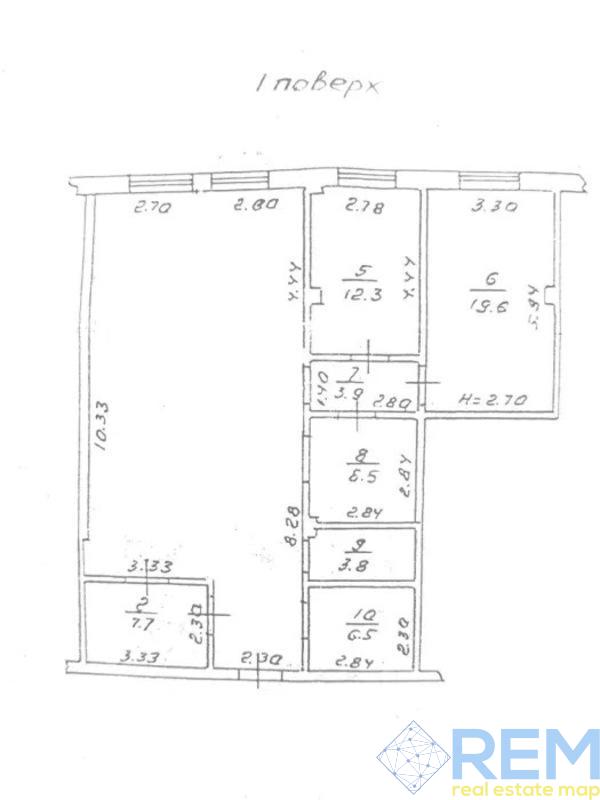 3-комнатная в элитном доме на проспекте Шевченко | Агентство недвижимости Юго-Запад
