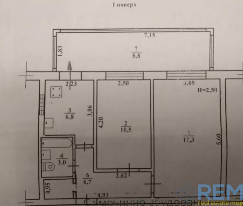 Купите 2 комнатную на Комитетской ! | Агентство недвижимости Юго-Запад