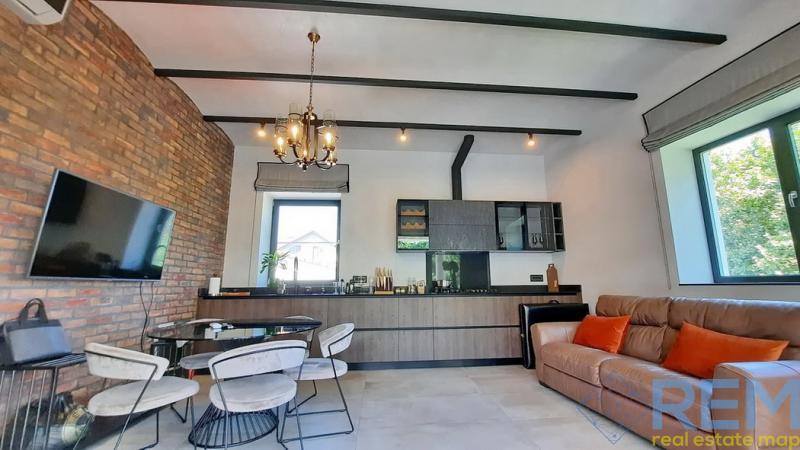 Продается современный стильный дом у моря | Агентство недвижимости Юго-Запад