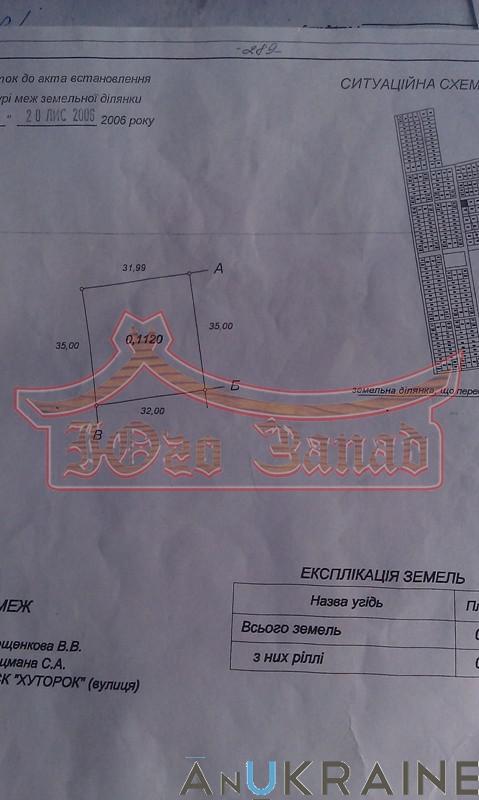 Участок под строительство дома | Агентство недвижимости Юго-Запад