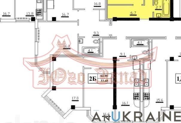 2х квартира  ЖК  Усадьба Разумовского | Агентство недвижимости Юго-Запад