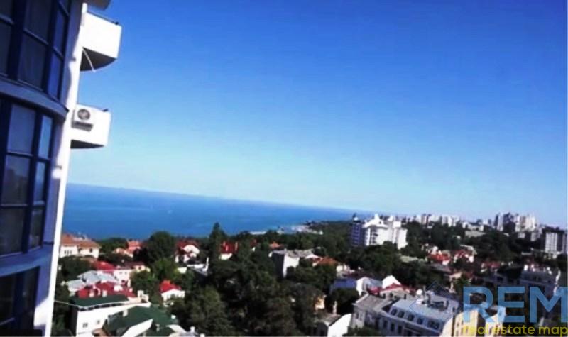 Квартира с панорамой моря в Мукачевском пер.   Агентство недвижимости Юго-Запад