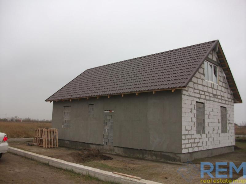 Купите, коробка дома в с. Фонтанка-1   Агентство недвижимости Юго-Запад