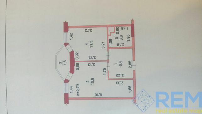 1-комн квартира в Радужном | Агентство недвижимости Юго-Запад