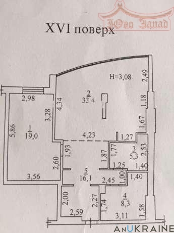 Квартира с ремонтом в ЖК Армейский | Агентство недвижимости Юго-Запад