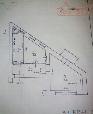 Двухкомнатная квартира в Центре. | Агентство недвижимости Юго-Запад