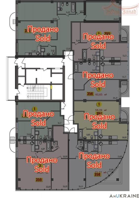 Трехкомнатная квартира во второй Жемчужине | Агентство недвижимости Юго-Запад
