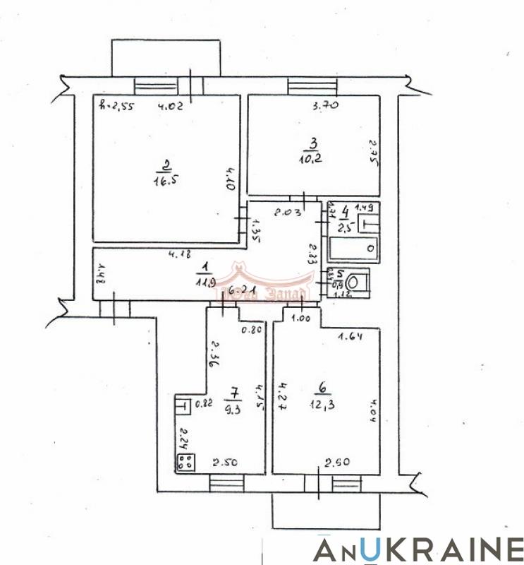Квартира с ремонтом на Щорса | Агентство недвижимости Юго-Запад