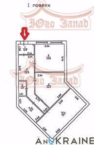 2 комнатная ЖК Уютный. | Агентство недвижимости Юго-Запад