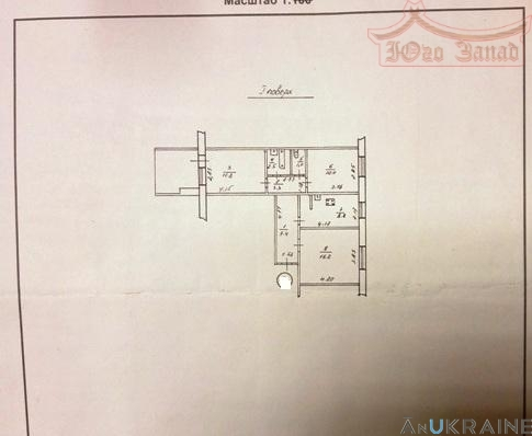 Маршала Жукова 3-х комнатная квартира   Агентство недвижимости Юго-Запад